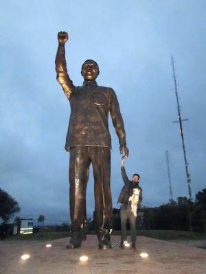 Mandela y Nandi