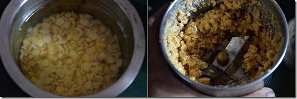 Paruppu urundai kuzhambu step 1