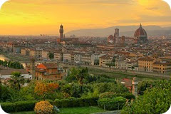 honeymoon in Tuscany