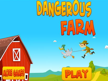 Dangerous Farm - screenshot