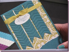 Vine Folder 3 card