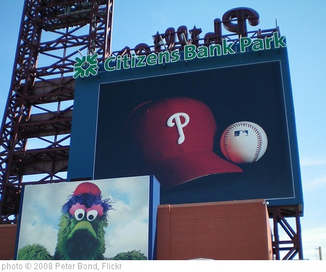 'Citizens Bank Park' photo (c) 2008, Peter Bond - license: http://creativecommons.org/licenses/by-sa/2.0/