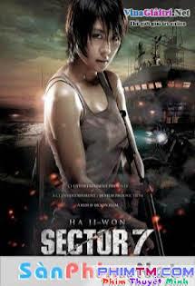 Quái Vật Biển - Sector 7 3d