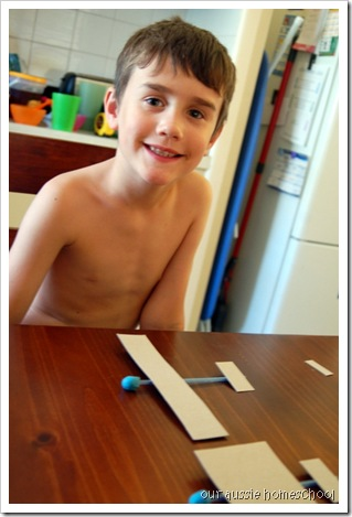 Our Aussie Homeschool ~ Flying Creatures ~ Gliders