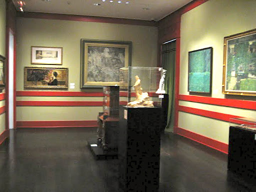 The German painting gallery.