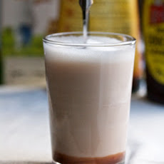 Spiked Brooklyn Egg Cream