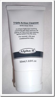 AlphaHCleanser