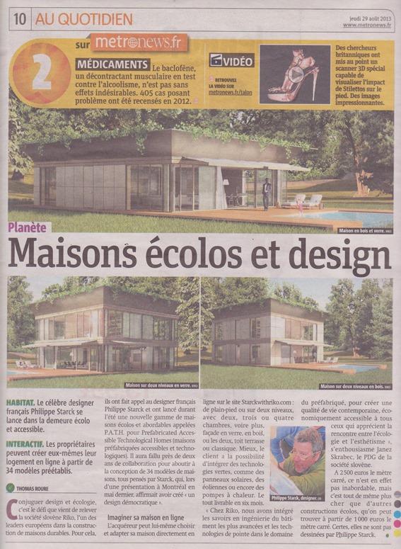 Maison ecologica