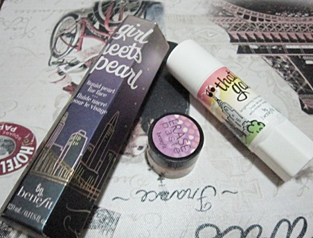 my favorite benefit products, bitsandtreats