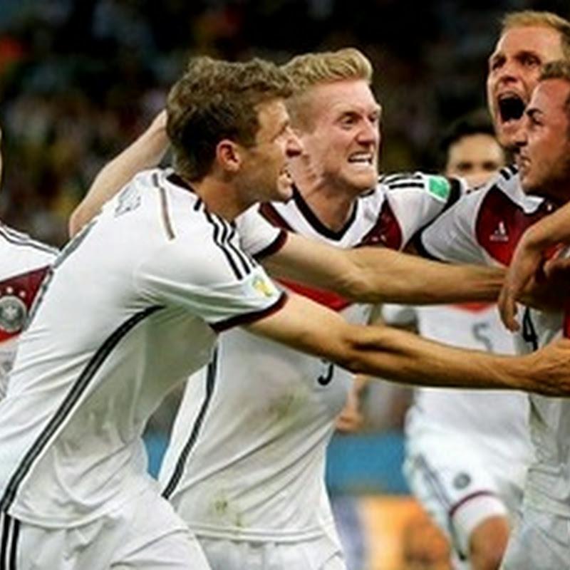 Alemanha é Campeã do Mundo (2k14)