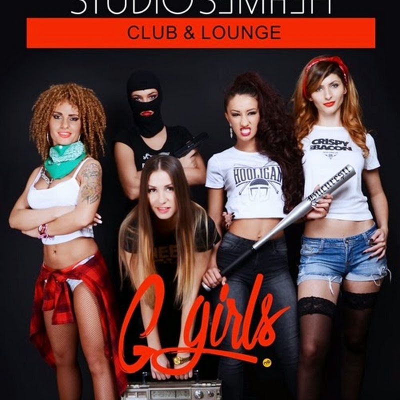Eveniment: G girls - RnB Party @ Studio SEMREH / 18 decembrie