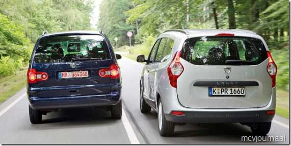 Dacia Lodgy vs VW Sharan 02