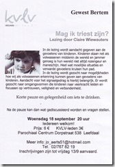 Week 2013-37 - KVLV Gewest 18.9.2013