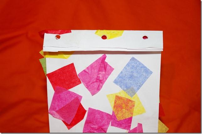 Paper lantern tutorial 3