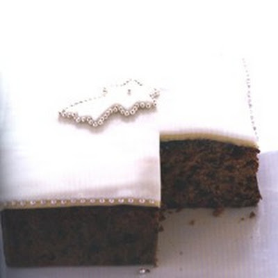 Prune and Armagnac Creole Cake