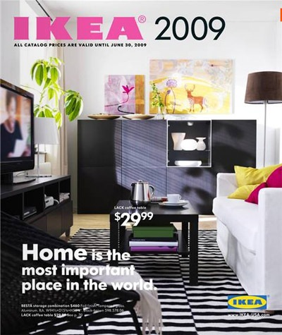 Catálogo Ikea 2009