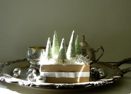 Semplicemente Perfetto DIY Albero Natale Mini