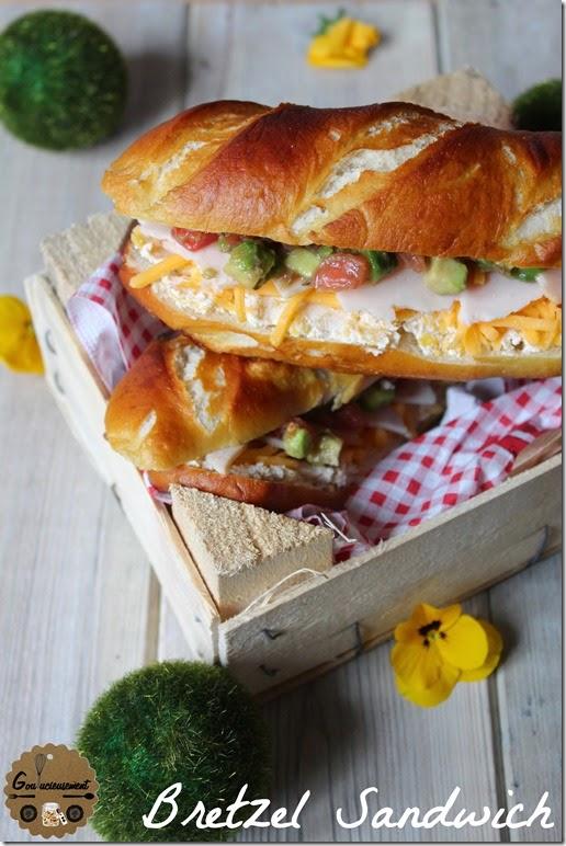 Bretzel Sandwich 15