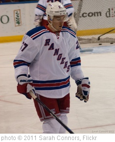 'Blues vs. Rangers-8795.jpg' photo (c) 2011, Sarah Connors - license: http://creativecommons.org/licenses/by/2.0/