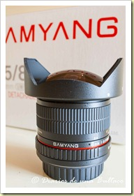 Samyang 8mm-7
