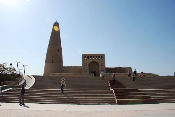 Turfan - Minaret Emin ensemble