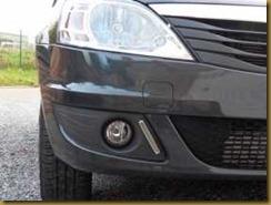 Dagrijlicht montage Dacia MCV 08