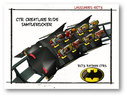 CTR Creature Ride (Samplerocker) lassoares-rct3