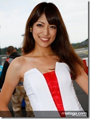 Paddock Girls Grand Prix of Japan 02 October 2011 Motegi Japan (6)