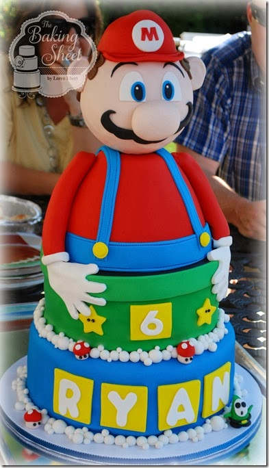 Mario 3D 2 LOGO