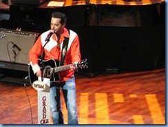 9724 Nashville, Tennessee - Grand Ole Opry radio show - Matt Kennon