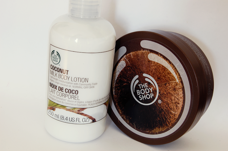 Body Shop Coconut Body Butter  Review Cruelty Free Lotion