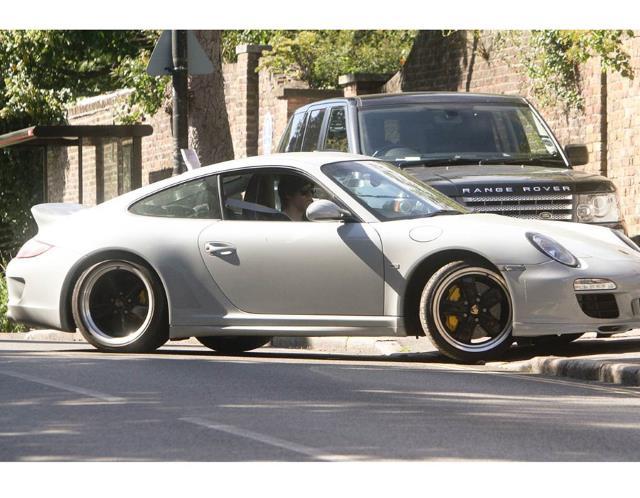 arry Styles Porsche 911 Sport