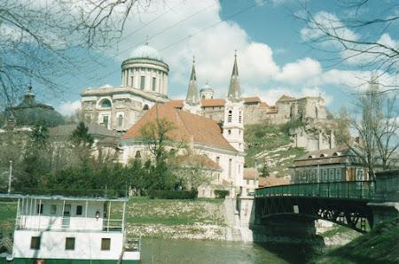 Obiective turistice Ungaria: catedrala din Eszterghom