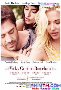 Chuyện Tình Ở Barcelona - Vicky Cristina Barcelona Tập 1080p Full HD