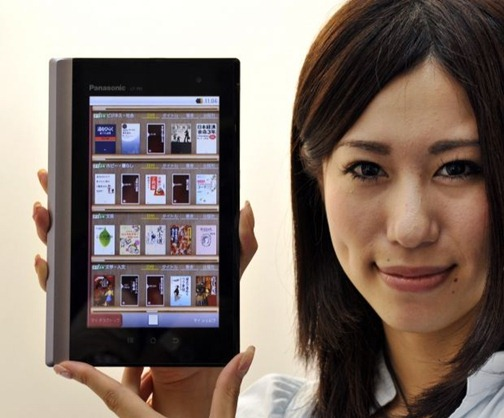 E-book Panasonic