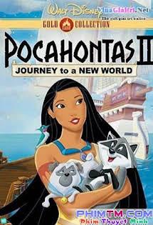 Pocahontas Ii: Hành Trình Đến Một Thế Giới Mới - Pocahontas II Journey to a New World