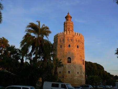 Imagini Andaluzia: Turnul de aur