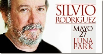 Silvio Rodriguez en Luna Park 2015