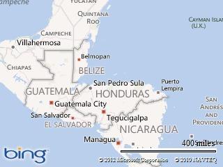 Guatemala ve Belize