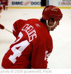 'Chris Chelios' photo (c) 2009, jpowers65 - license: http://creativecommons.org/licenses/by-nd/2.0/