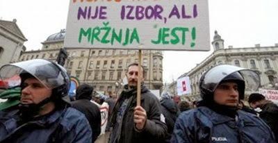 Κροατία: «Όχι» στους γάμους ομοφύλων