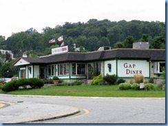 1680 Pennsylvania - Gap, PA - Lincoln Highway - Gap Diner remodeled 1959 Kullman Diner