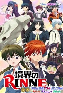 Kyoukai No Rinne 2Nd Season - Rin-ne 2