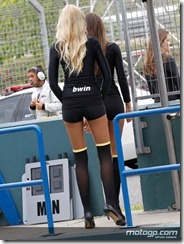 Paddock Girls Gran Premio bwin de Espana  29 April  2012 Jerez  Spain (1)