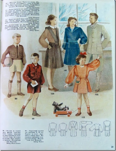 Крепдешиновые Платья 1945 Года