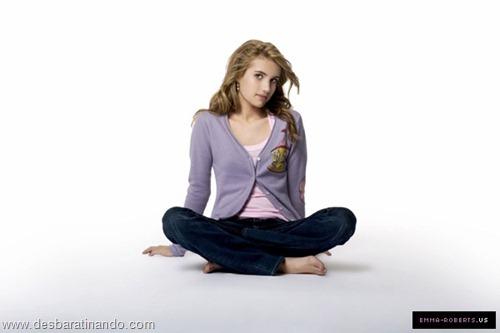 Emma Roberts linda sensual sexy sedutora desbaratinando (25)
