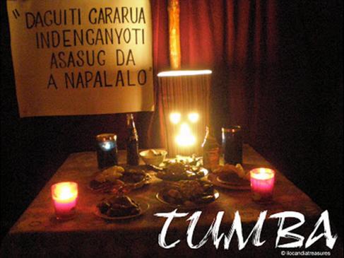 Tumba Festival Paoay Oct 31