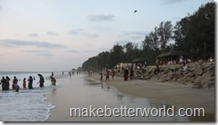 Snehatheeram Beach better world 3