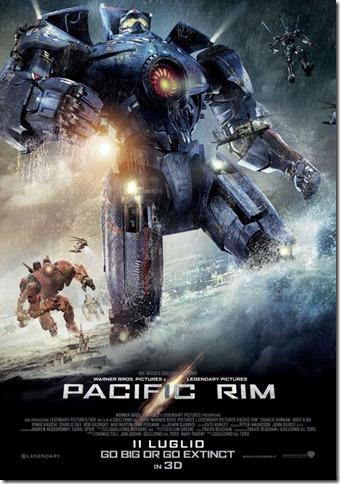 Pacific Rim  - Un Oceano poco Pacifico