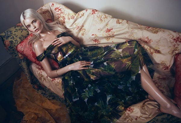 Abbey Lee Kershaw by Lachlan Bailey (Bloom Forth - Vogue China May 2012) 7